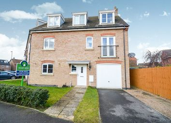 Thumbnail 4 bed property for sale in Blackfriars Road, Lincoln