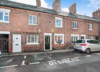 Thumbnail 2 bed terraced house for sale in School Lane, Quorn, Loughborough