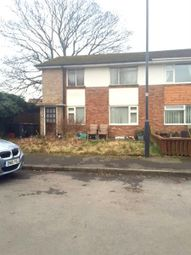 Thumbnail 2 bedroom maisonette for sale in Vesey Close, Water Orton, Birmingham