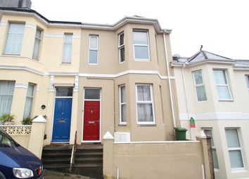 Thumbnail 2 bed flat for sale in Ivydale Road, Mutley, Plymouth