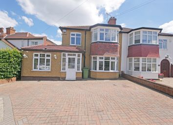 Thumbnail 3 bed semi-detached house for sale in Orchard Close, Ruislip