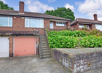 Thumbnail 2 bed semi-detached bungalow for sale in Broom Mead, Bexleyheath, Kent