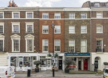 Thumbnail 4 bedroom flat to rent in Connaught Street, London