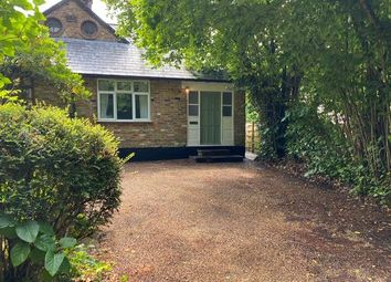 Thumbnail 3 bed end terrace house to rent in Virginia Water, Surrey