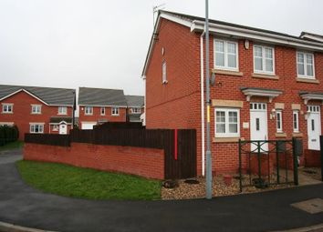 Thumbnail 2 bedroom semi-detached house for sale in Wensleydale Gardens, Thornaby, Stockton-On-Tees