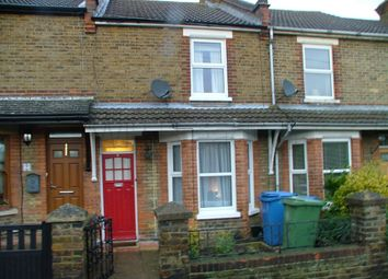 Thumbnail 2 bed terraced house to rent in School Road, Faversham