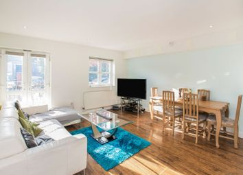 Thumbnail 2 bed flat for sale in 118 Victoria Dock Road, London