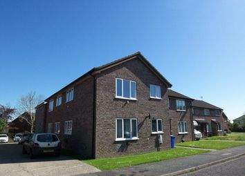 Thumbnail 1 bed flat to rent in Gainsborough Drive, Halesworth, Suffolk