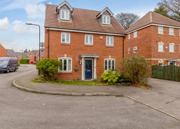 Thumbnail 6 bed detached house for sale in Glenwood Court, Sheffield, South Yorkshire