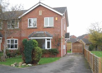 Thumbnail 3 bed semi-detached house to rent in The Parklands, Catterall, Preston