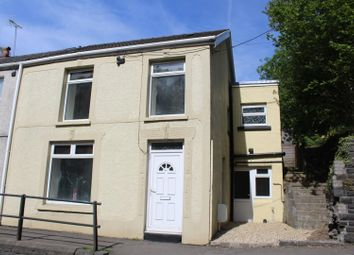 4 bed terraced house for sale in Station Road, Upper Brynamman, Ammanford SA18