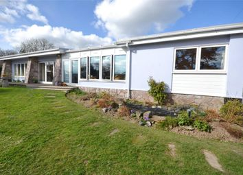 Thumbnail 4 bed detached bungalow for sale in Briars Ryn, Pillaton, Saltash, Cornwall
