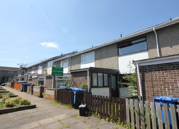 Thumbnail 3 bed terraced house to rent in Bates Green, West Norwich City