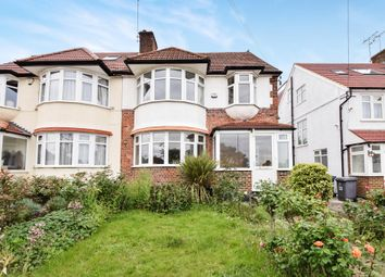Thumbnail 5 bed semi-detached house to rent in Sandringham Gardens, North Finchley