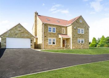 Thumbnail 5 bed detached house to rent in Pontefract Road, Thorpe Audlin, Pontefract