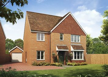 "Thumbnail 4 bedroom detached house for sale in ""The Corfe"" at Southfleet Road, Swanscombe"