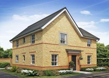 "Thumbnail 4 bedroom detached house for sale in ""Alderney"" at Aqua Drive, Hampton Water"