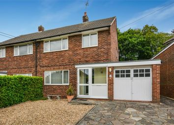 Thumbnail 3 bed semi-detached house for sale in Quarrendon Road, Amersham, Buckinghamshire