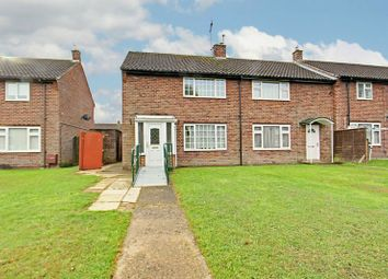 Thumbnail 2 bedroom end terrace house for sale in Ashmole Walk, Beverley