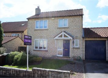 Thumbnail 3 bed link-detached house for sale in Milnthorpe Close, Bramham