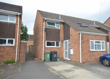 Thumbnail 3 bed semi-detached house for sale in Dorrit Close, Tredworth, Gloucester