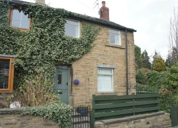 Thumbnail 2 bed end terrace house to rent in Wakefield Road, Denby Dale, Huddersfield
