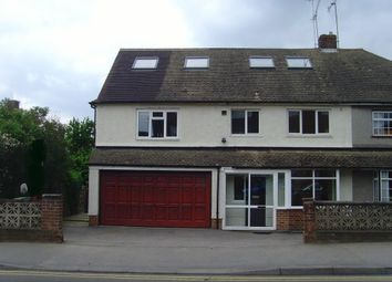 Thumbnail 1 bedroom semi-detached house to rent in Main Road, Sutton At Hone, Dartford