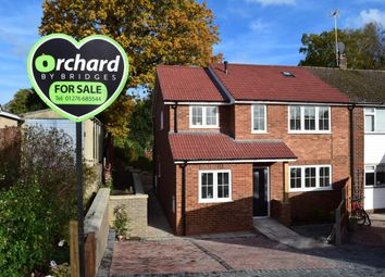 Thumbnail 3 bedroom end terrace house for sale in Robins Bow, Camberley