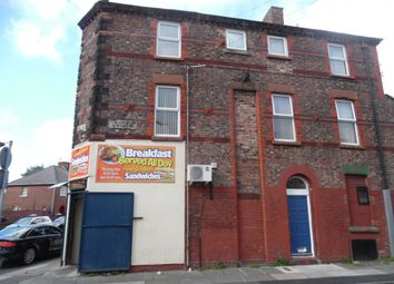 Thumbnail 1 bed flat to rent in Marsh Lane, Bootle