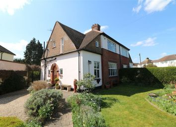 Thumbnail 3 bed semi-detached house for sale in Newgatestreet Road, Goffs Oak, Hertfordshire