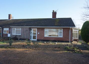 Thumbnail 2 bed terraced bungalow for sale in Hillside Road East, Bungay