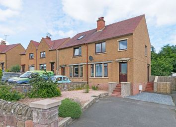 Thumbnail 3 bed semi-detached house for sale in 39 Rossie Place, Auchterarder