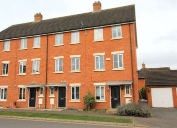 Thumbnail 3 bed town house to rent in Blackfriars Road, Lincoln