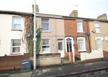 Thumbnail 2 bedroom terraced house for sale in Westcott Place, Swindon
