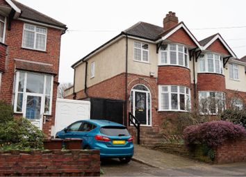 Thumbnail 3 bedroom semi-detached house for sale in Links Road, Wolverhampton