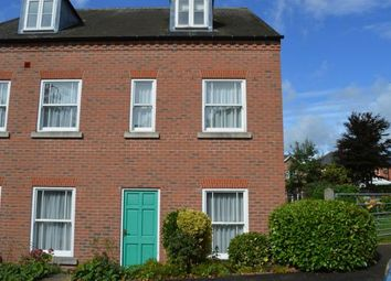 Thumbnail 3 bed end terrace house for sale in Cleveland Mews, Beacon Street, Lichfield