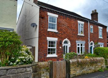 Thumbnail 2 bed semi-detached house for sale in Cinderhill Lane, Stoke-On-Trent