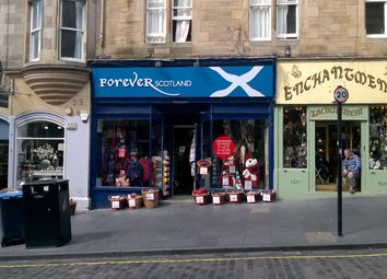 Thumbnail Retail premises to let in Cockburn Street, Edinburgh
