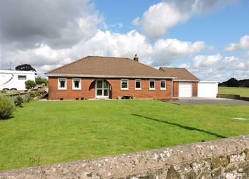 Thumbnail 3 bedroom detached bungalow for sale in Porthyrhyd, Carmarthen