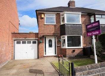 Thumbnail 3 bed semi-detached house for sale in Hammerton Road, Sheffield