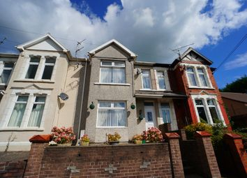 Thumbnail 2 bed terraced house for sale in Wyndham Terrace, Risca, Newport