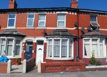 Thumbnail 4 bed terraced house to rent in Central Drive, Blackpool