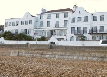 Thumbnail 1 bedroom flat to rent in The Esplanade, Sandgate, Folkestone