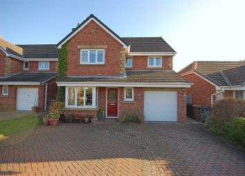 Thumbnail 4 bed detached house for sale in Elm Grove, Forest Hall, Newcastle Upon Tyne