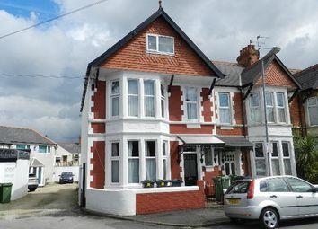 Thumbnail Block of flats for sale in Laytonia Avenue Gabalfa, Cardiff