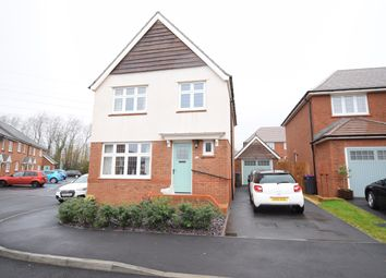 Thumbnail 3 bed detached house for sale in The Maltings, Llantarnam, Cwmbran