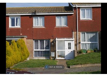 Thumbnail 2 bedroom terraced house to rent in Hawkhurst Close, Eastbourne