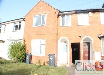 Thumbnail 3 bed property for sale in Corley Avenue, Northfield, Birmingham