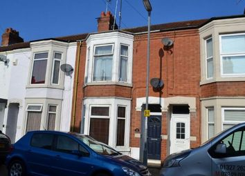 Thumbnail 3 bedroom terraced house for sale in Euston Road, Far Cotton, Northampton