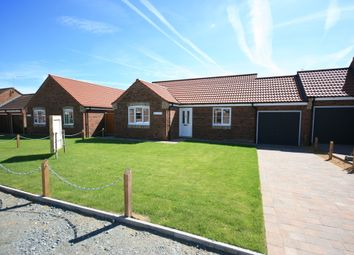 Thumbnail 2 bedroom bungalow for sale in Available Now The Rowans, Fakenham, New Build